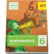 Esential Matematica clasa a VI-a. Partea a II-a (Editia 2017) de Marius Perianu