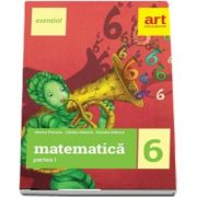 Esential Matematica clasa a VI-a. Partea I (Editia 2017) de Marius Perianu