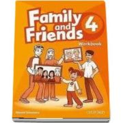 Family and Friends 4 - Workbook de Naomi Simmons