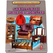 Garnituri si piese de mobilier - Sa cunoastem lumea impreuna! (Contine 16 cartonase cu imagini color) de Silvia Ursache