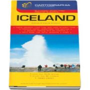 Harta rutiera Islanda