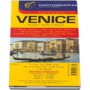 Harta rutiera Venetia (Venice)