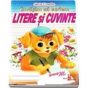 Invatam sa scriem Litere si cuvinte de Silvia Ursache