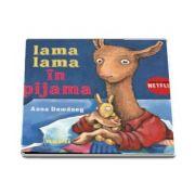 Lama lama in pijama de Anna Dewdney