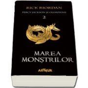 Percy Jackson si Olimpienii. Marea Monstrilor - Cartea a II-a (Editie paperback) de Riordan Rick