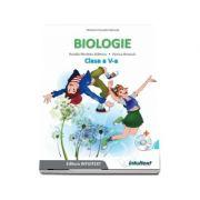 Biologie, manual pentru clasa a V-a de Rozalia Nicoleta Statescu (Contine editia digitala)