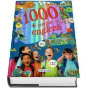 1000 de cuvinte in engleza - Dictionar ilustrat englez-roman pentru copii - Editura girasol