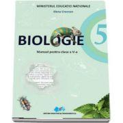 Biologie manual pentru clasa a V-a de Elena Crocnan - Contine editie digitala