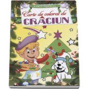 Carte de colorat de Craciun (Colectia Lumea copilariei)