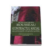 Jean Jacques Rousseau, Despre contractul social sau principiile dreptului politic