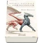 Istoria naturala a dragonilor de Marie Brennan