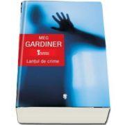 Lantul de crime de Meg Gardiner - Colectia Enigma