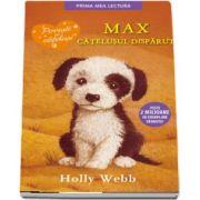 Max, catelusul disparut de Holly Webb