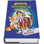 Povesti cu puzzle - Aventurile lui Pinocchio (Contine 6 Puzzle-uri)