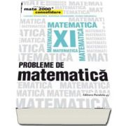 Ovidiu Badescu, Probleme de Matematica pentru clasa a XI-a, Consolidare - Editie 2014