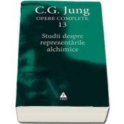 Studii despre reprezentarile alchimice de C. G. Jung. Opere Complete, volumul 13