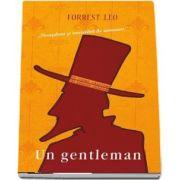 Un gentleman de Forrest Leo (Un roman indracit, Publishers Weekly)
