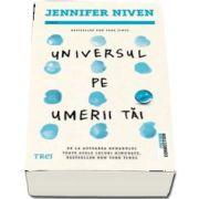 Universul pe umerii tai de Jennifer Niven