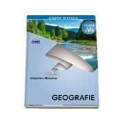 Geografie, caiet pentru clasa a V-a de Octavian Mandrut