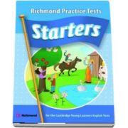 Cambridge YLE Starters Practice Tests Students Book with CD - (Auxiliar recomandat pentru elevii din invatamantul primar)