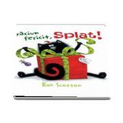 Craciun fericit, Splat! de Rob Scotton