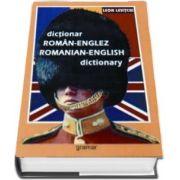 Dictionar Roman-Englez de Leon Levitchi (Editia a VIII-a, Cartonata)