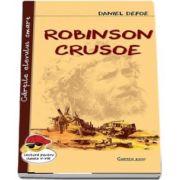 Robinson Crusoe de Daniel Defoe - Colectia, cartile elevului smart, lectura pentru clasele I-VIII