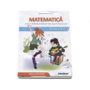 Matematica, manual pentru clasa a V-a de Stefan Smarandache (Contine editia digitala)