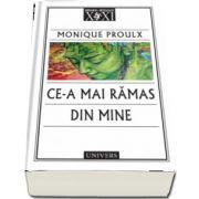 Ce-a mai ramas din mine de Monique Proulx (Colectia Romanul secolului XXI)