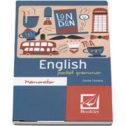 Memorator - English pocket grammar de Cecilia Croitoru (Editie a 2-a revizuita)