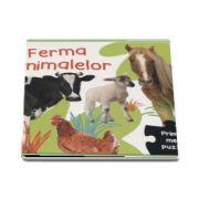 Ferma animalelor - Primul meu puzzle