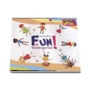 Fun at kindergarten - Limba engleza pentru grupa mijlocie 5-6 ani de Cristina Mircea