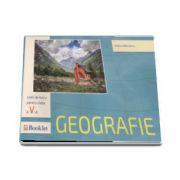 Geografie, caiet de lucru pentru clasa a V-a - Adriana Barbulescu