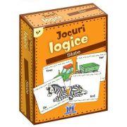 Jocuri logice - Silabe - Contine 48 de jetoane