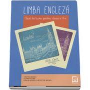 Limba engleza, caiet de lucru pentru clasa a V-a de Cristina Mircea (Editia 2017)