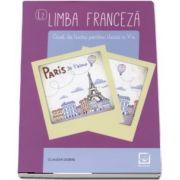 Limba franceza caiet de lucru pentru clasa a V-a L2 de Claudia Dobre (Editia a 3-a, revizuita 2017)