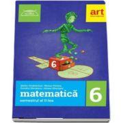 Marius Perianu - Matematica culegere pentru clasa a VI-a - Colectia, clubul matematicienilor - Semestrul al II-lea (2018-2019)