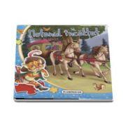 Motanul incaltat - Colectia puzzle cu povesti