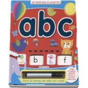 Sa invatam alfabetul abc