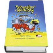 Spangles McNasty si Pestele de Aur de Steve Webb (Ilustratii de Chris Mould)