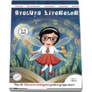 Steluta Literelor - Fise de Educarea limbajului pentru grupa mare 5-6 ani de Mirela Fiser