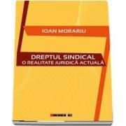 Dreptul sindical - O realitate juridica actuala de Ioan Morariu