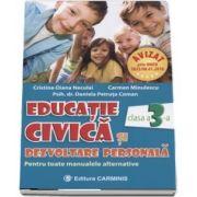 Educatie civica si dezvoltare personala pentru clasa a III-a. Pentru toate manualele alternative de Cristina Diana Neculai