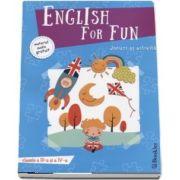 English for fun - Jocuri si activitati clasele a III-a si a IV-a - Editie ilustrata