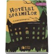 Hotelul spaimelor - Colectionarul - Editie bilingva Franceza-Romana de Vincent Villeminot