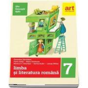 Limba si literatura romana pentru clasa a VII-a semestrul al II-a. Metoda STIU-DESCOPAR-APLIC de Florentina Samihaian - Editia 2018
