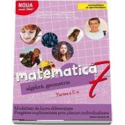 Antohe Florin - Matematica 2000. Algebra, geometrie. Caiet de lucru, pentru clasa a VII-a. Partea a II-a (Consolidare si aprofundare)