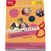 Antohe Florin - Matematica 2000. Algebra, geometrie. Caiet de lucru, pentru clasa a VIII-a. Partea a II-a (Consolidare si aprofundare)