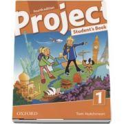 Project, Fourth Edition Level 1 Students Book de Tom Hutchinson (Editia 2018)
