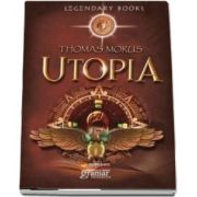 Utopia de Thomas Morus (Legendary Books)